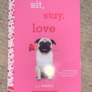 Sit, Stay, Love Pug Book